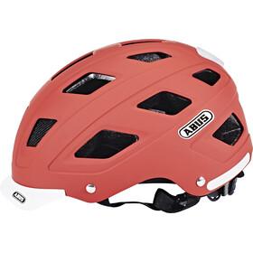 ABUS Hyban Helmet marsala red